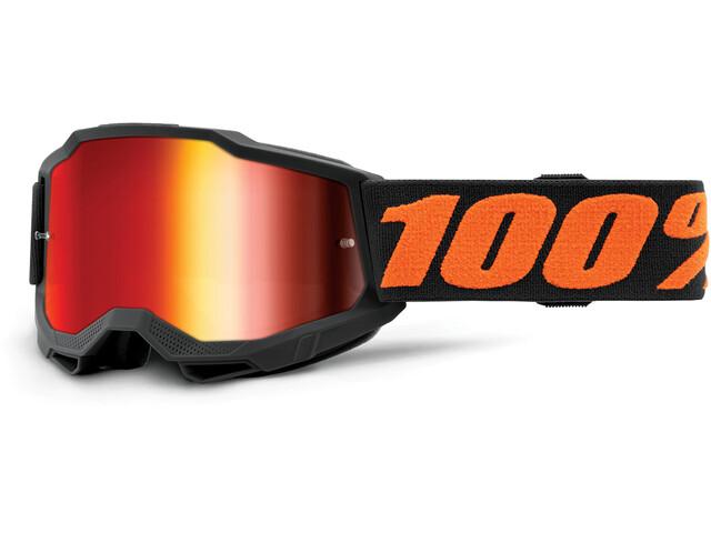 100% Accuri Anti-Fog Goggles Gen2 Youth, negro
